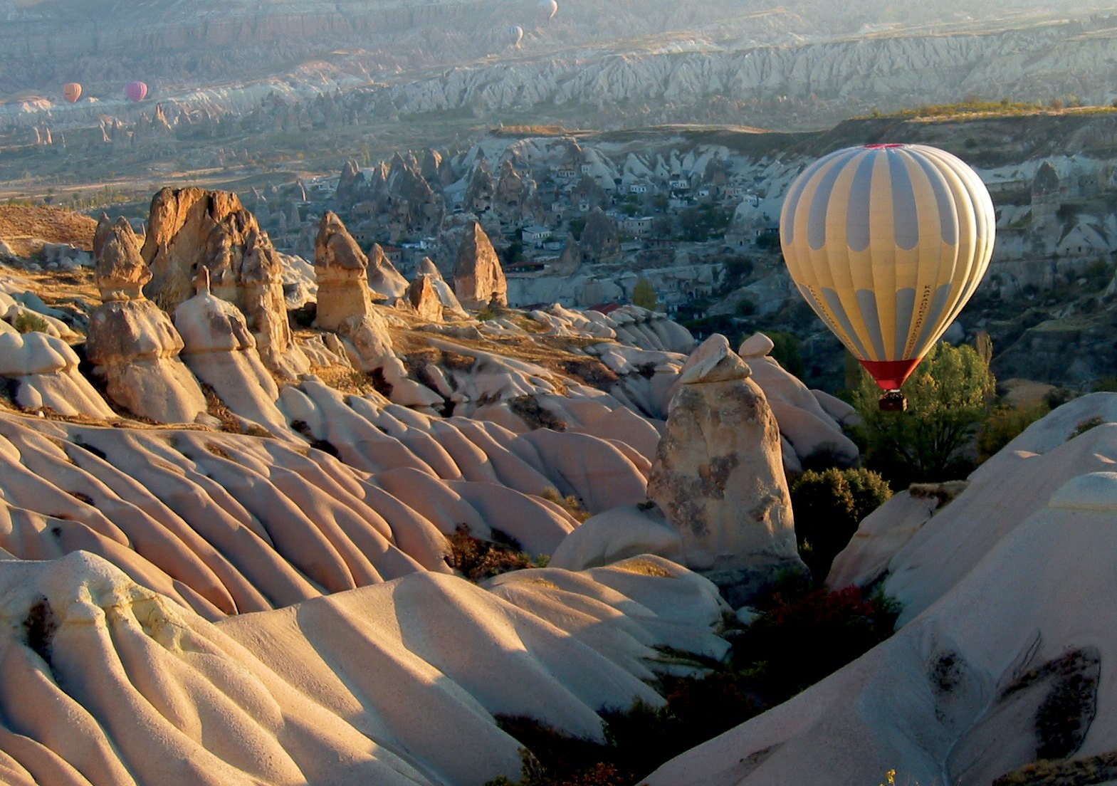 CAPPADOKIA 3 DAYS HALF BOARD