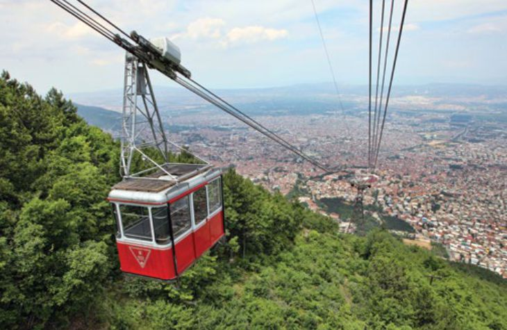 TAHTALI CABLE CAR